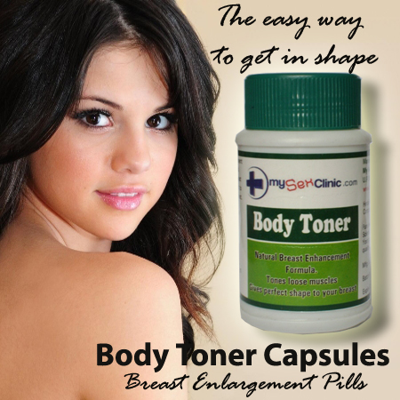 body toner breast enlargement pills